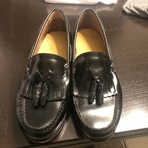Bass Weejuns loafers Jaclyn black size 7 Wide